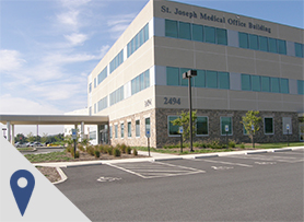 Picture of the Penn State Health St. Joseph's Medical Offices Building