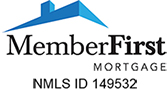 MemberFirst logo with NMLS ID 149532