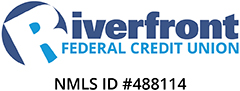 Riverfront logo with NMLS ID 488114