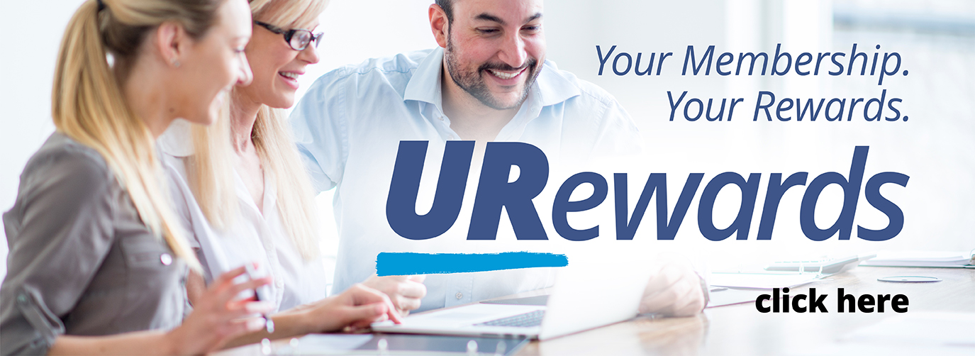 Your Membership. Your Rewards. URewards click here